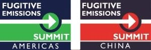 logos of fugitive emission summit Americas and China 2016